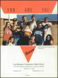 carl hayden high school yearbooks explore 1994 carl hayden high school yearbook az classmates