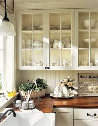 24 ideas for decorating a kitchen with white beadboard