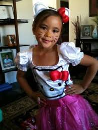 Kitty Toddler Halloween Costume Kitty Costume Carnival Party Kitty