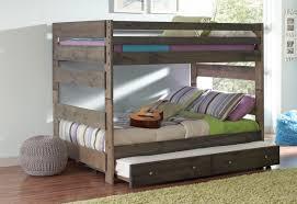 Viv Rae Malina Youth Full Bunk Bed  Reviews Wayfair - Full bunk bed