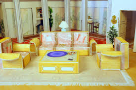 golden girls u0027 dollhouse for sale on etsy is a miniature replica of