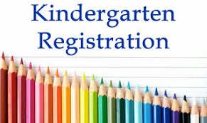 Image result for kindergarten registration