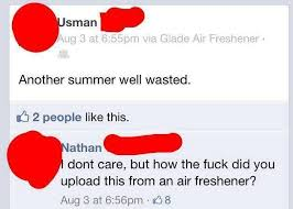 Upload Image Meme - via glade air freshener meme by klyy memedroid