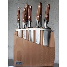 bloc de cuisine vente couteau de cuisine par goyon chazeau forgé manche thiers en