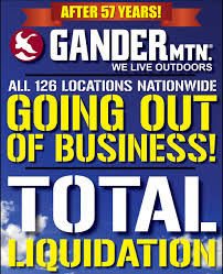 gander mountain black friday 2017 gander mountain liquidating 126 stores after camping world buys
