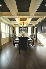 Coffered Ceiling Lighting by San Francisco Coffered Ceiling Pictures Dining Room Eclectic With