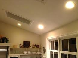 recessed lighting for kitchen ceiling cool recessed can lights shallow recessed can sloped ceiling