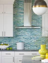 Glass Tile Kitchen Backsplash Ideas Pictures - turquoise backsplash ideas