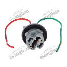 lexus es330 brake light replacement 2x 7440 led bulb brake turn signal light sockets harness wire