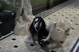 Grudge Costume Halloween Grudge Anti Film