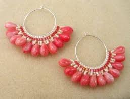 Ruby Red Long Brick Stitch 2213 Best Brick Stitch Images On Pinterest Bead Earrings Beaded