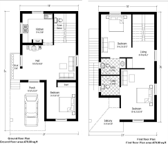 indian house designs and floor plans 30x40 in india duplex