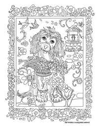 127 best coloring pages to print dogs images on pinterest