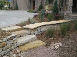 Retaining Wall Patio Patio Seating Walls Outdoor Living Space Colorado Springs