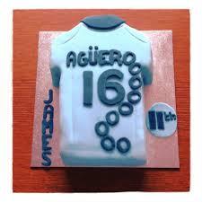 bespoke cakes claire agueroooo birthday cake manchester