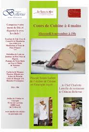 atelier de cuisine en gascogne chateau bellevue 2013