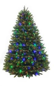 7 5 foot artificial trees for sale pre lit unlit