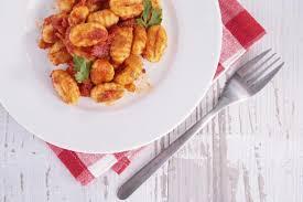 cuisiner les gnocchis recette gnocchis à l italienne 750g