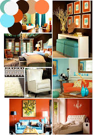 Blue And Orange Bathroom Decor Bathroom Mesmerizing Creating Light And Cheerful Atmosphere That