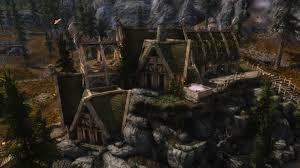 Skyrim Home Decor by Whiterun Mansion At Skyrim Nexus Mods And Community