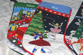 christmas needlepoint accessories personalized needlepoint christmas