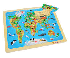 World Map Cartoon by Eichhorn Pin Puzzle World Map Outdoor Brands U0026 Products Www