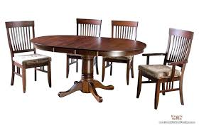 Shaker Style Dining Table And Chairs Shaker Style Dining Table Mission Style Dining Tables And Chairs