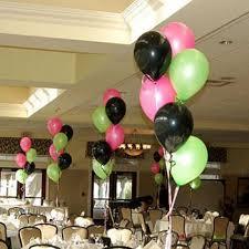1131 best balloon centerpieces images on pinterest balloon
