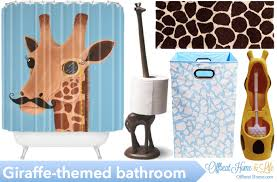 bathroom decor for the wild at home much like with my last