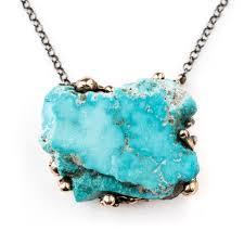 natural turquoise necklace images Natural turquoise necklace gemstone healing giardinoblu jpg