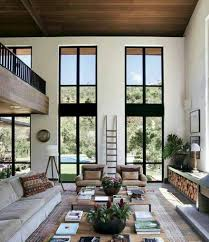 Decorating Ideas For Living Rooms With High Ceilings Home Design And Decor House High Ceiling 2017 Including Living