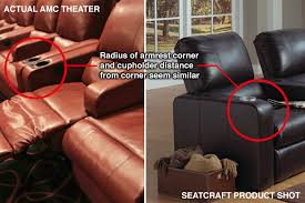 Movie Theater Sofas Movie Theater Seats Moving In The Opposite Design Direction From