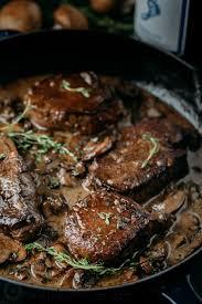 turkey mushroom gravy recipe details an easy excellent recipe for filet mignon the mushroom wine