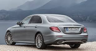 mercedes second cars 2017 mercedes e class grows larger and goes high tech