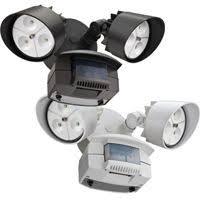 utilitech pro led security light outside security utilitech 360 degree 3 head dual detection zone