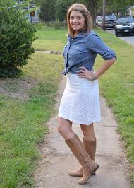 lace dress with denim top other dresses dressesss