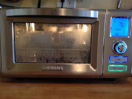 Breville Toaster Convection Oven Cuisinart U0027s Combo Steam Convection Oven In The Kitchen Mouthfuls