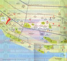 site plan the parc condominium