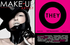 magazines for makeup artists they rep in make up artist magazine they representation photo