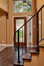 19 best iron stair rails images on pinterest banisters stairs
