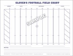 Football Depth Chart Template Excel S Football Scorebooks