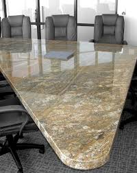 Marble Boardroom Table Granite Conference Tables Aspen Countertops