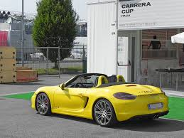 Porsche Boxster Yellow - gts 2014 porsche boxster gts facebook page youtube channel u2026 flickr