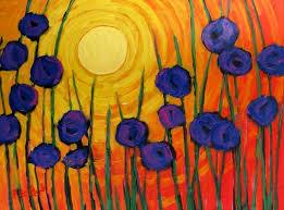 painting complementary colours children u0027s art pinterest