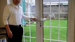 Master Lock Sliding Glass Door Security Bar by Securing Doors U0026