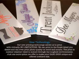 Custom Desk Plates Desk Name Plate Office Supply Personalized Secretary Sign Gift