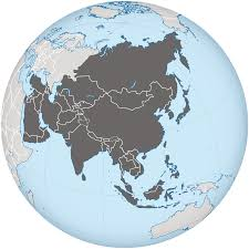 asia globe map file asia on the globe grey svg wikimedia commons