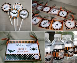 Halloween Party Banners by Modern Handmade Child Downloads