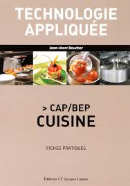 technologie cuisine cap amazon in buy technologie appliquee cap bep cuisine fiches