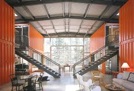 Unique  Interior Design For Shipping Container Homes Design - Container homes designs and plans